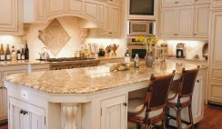 Mediterranean Kitchen Cabinetry