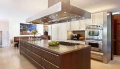 amazing kitchens islands hoods