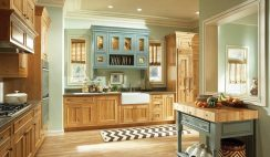 creative country kitchen design inspirations