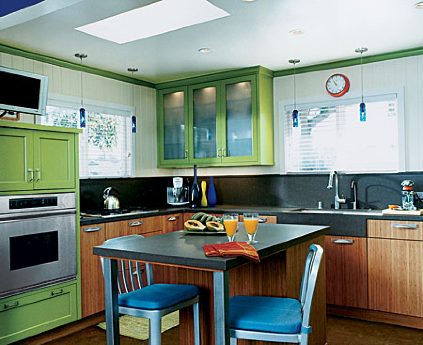 Fancy Modest Kitchen Ideas For Small Kitchens