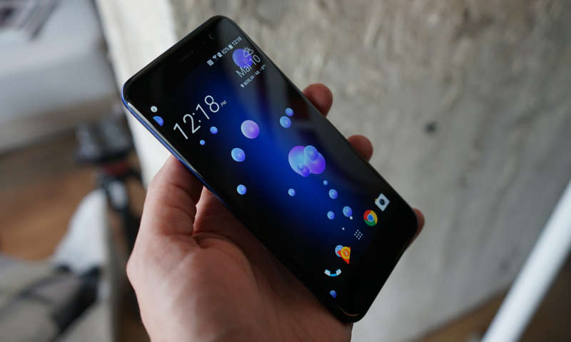 Review: HTC U11