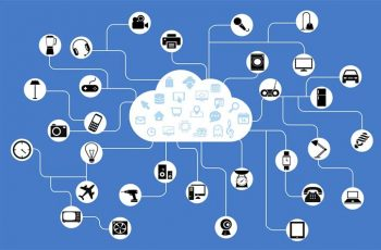 Internet of things in data centers