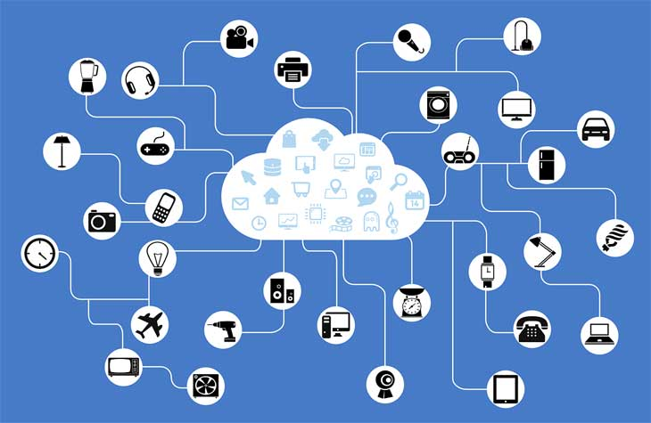 The impact of the Internet of things in data centers