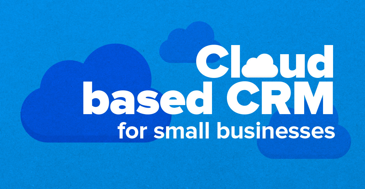 Web-based CRM solutions