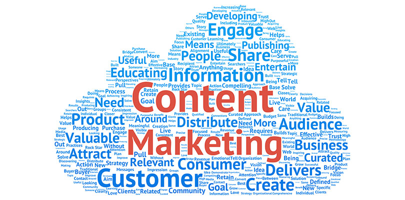 What are the paths preferred by readers to find content?