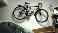 Bicycle Hangers for Garage