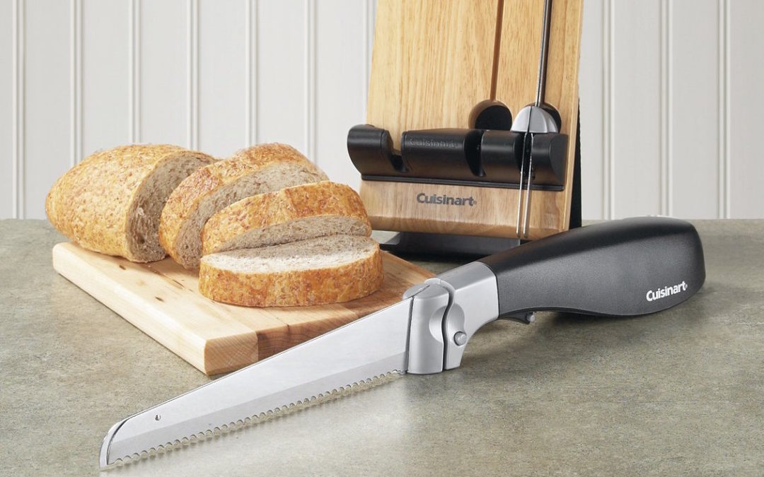 Commercial Grade Electric Knife