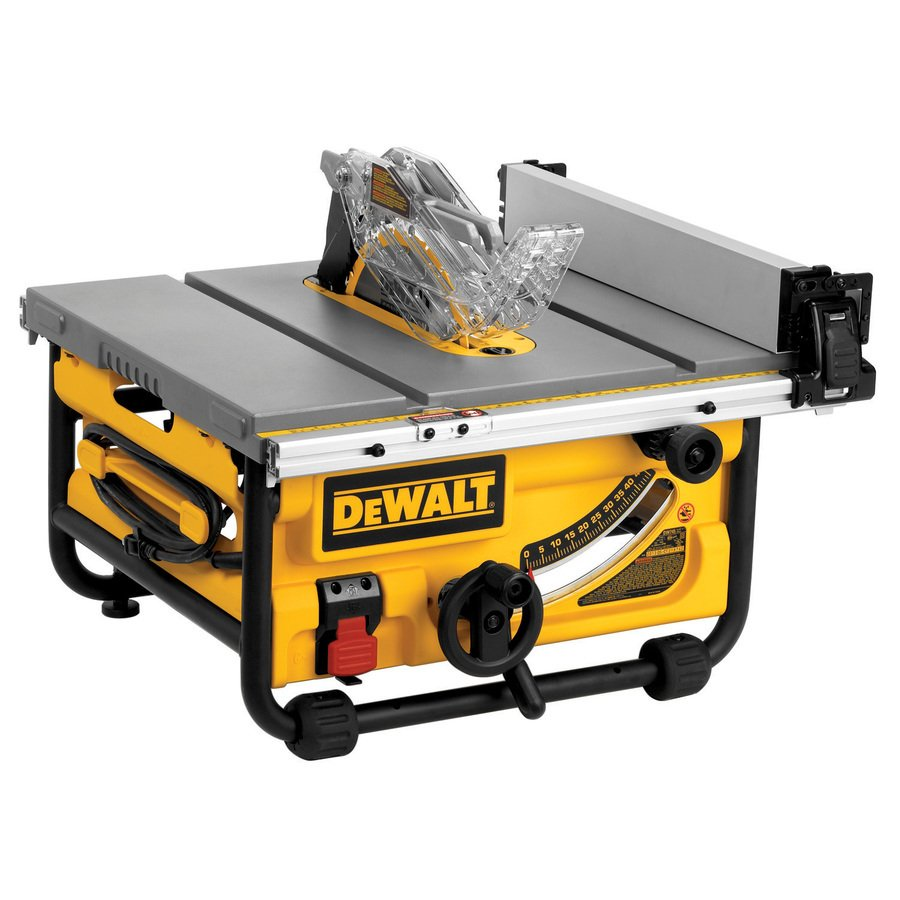 10 Best Top Rated Dewalt Table Saw Comparison, Reviews & Buyer's Guide