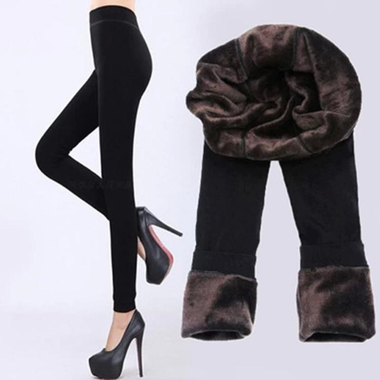Fleece Lined Leggings for Winter