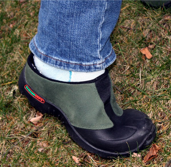 Garden Clogs with Arch Support