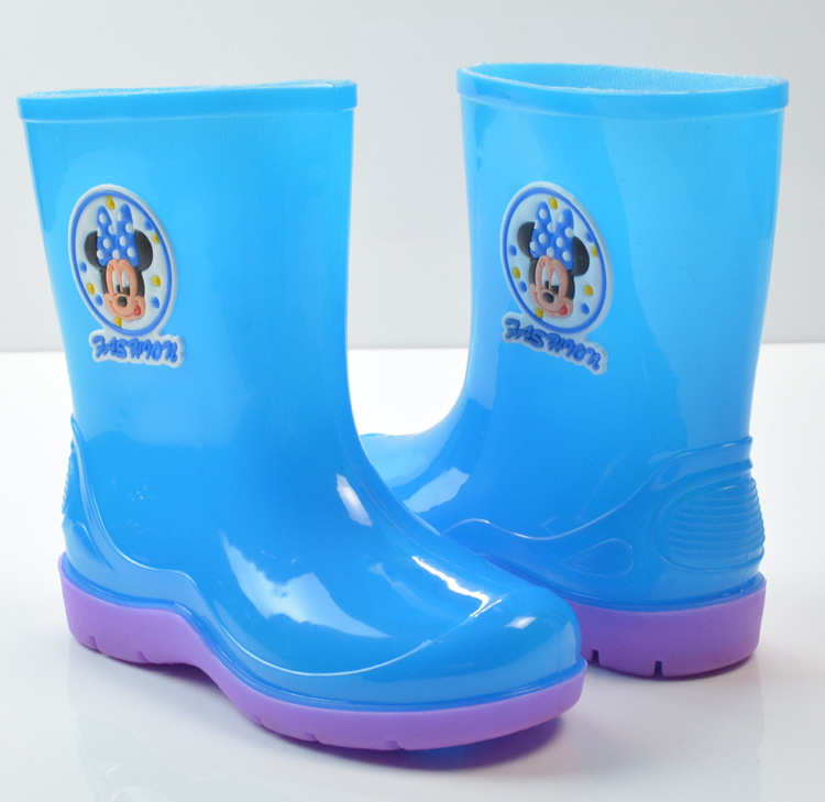 Lightweight Rain Boots for Toddlers