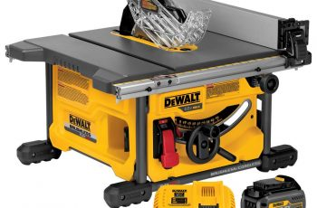 New Dewalt Table Saw