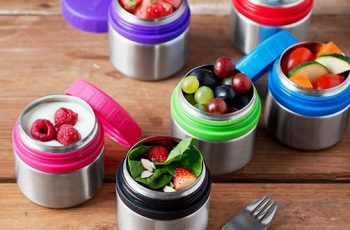 Snack Container for Toddlers