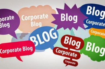 corporate Blog in a company