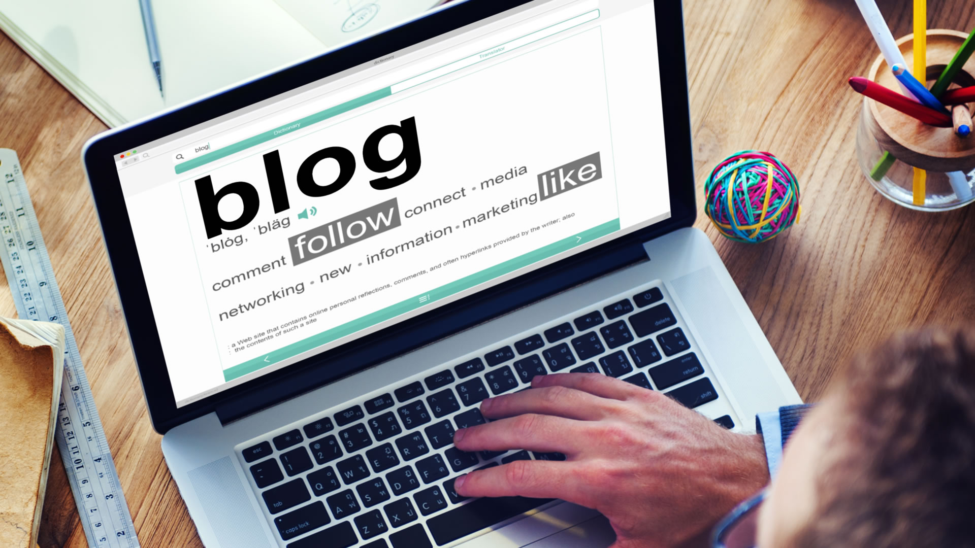 10 Reasons Why Your Company Needs A Blog
