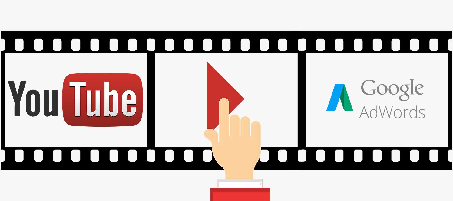 How Google Adwords works with videos on YouTube