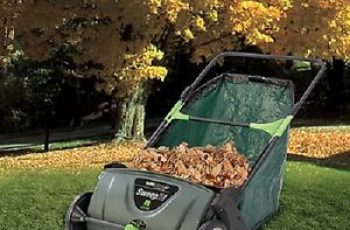 Leaf Catcher for Zero Turn Mowers