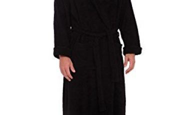 Mens Terry Bathrobe Full Length