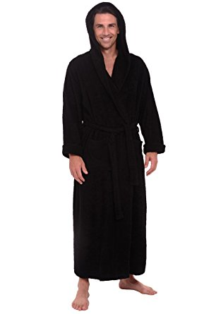 Top 10 Best Mens Terry Bathrobe Full Length Comparison