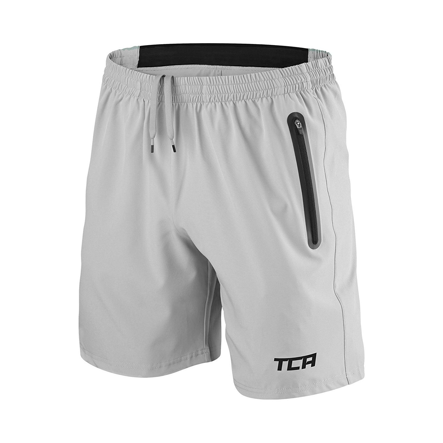 Men's Training Shorts with Zipper Pockets