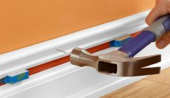 Nail Size for Baseboards