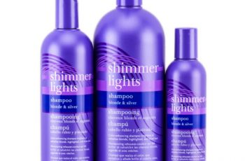 Purple Shampoo for Blonde Hair