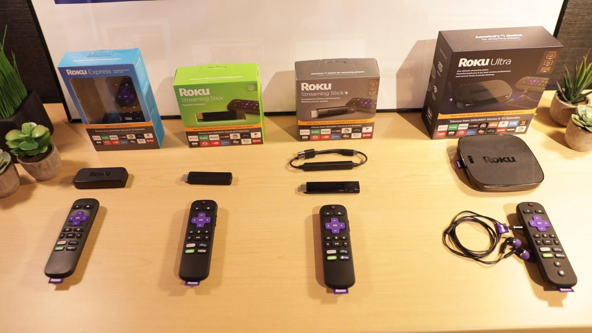 Streaming Stick With Remote