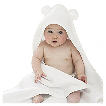 Thick Hooded Baby Towels