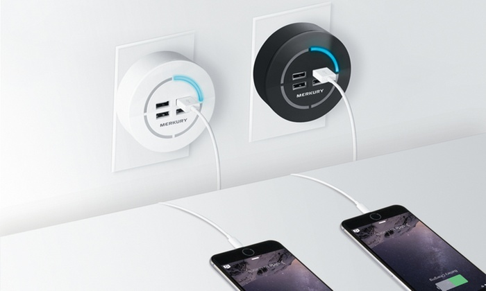 4 Amp USB Wall Charger