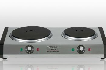 Double Burner Portable Cooktop