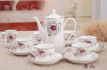 beautiful cups and saucers