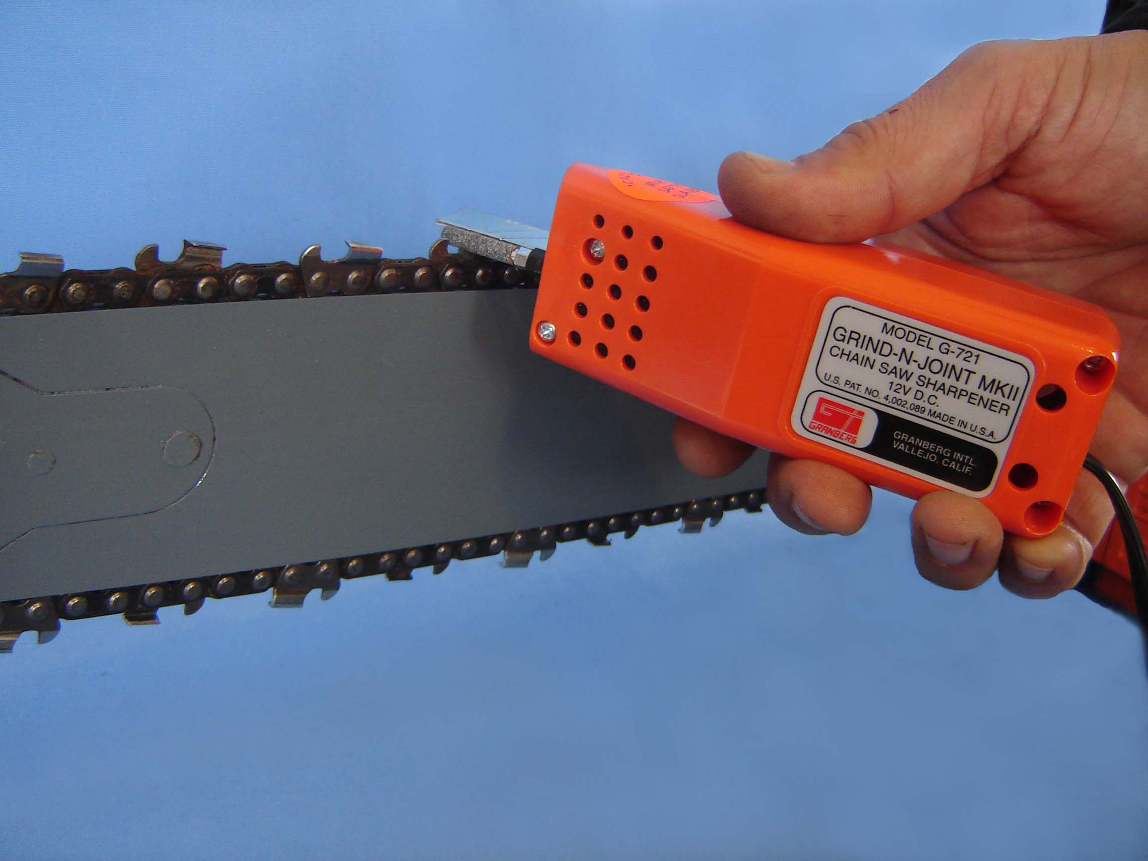 Chainsaw Sharpener 12v