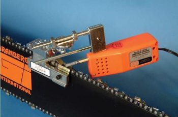chainsaw sharpener granberg