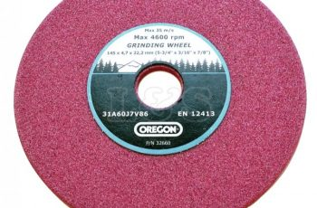 chainsaw sharpener grinding wheel 4 1/4