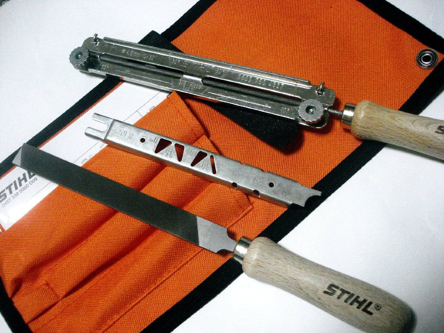 Chainsaw Sharpener Kit Stihl