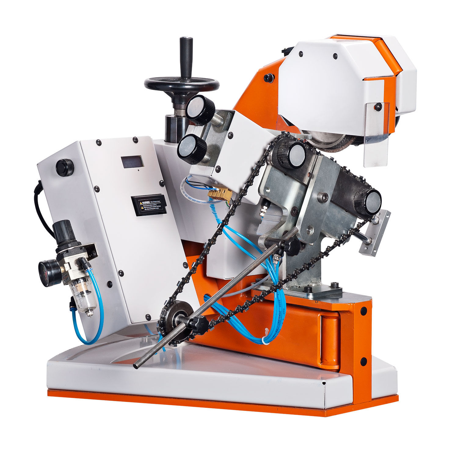 Chainsaw Sharpener Machine