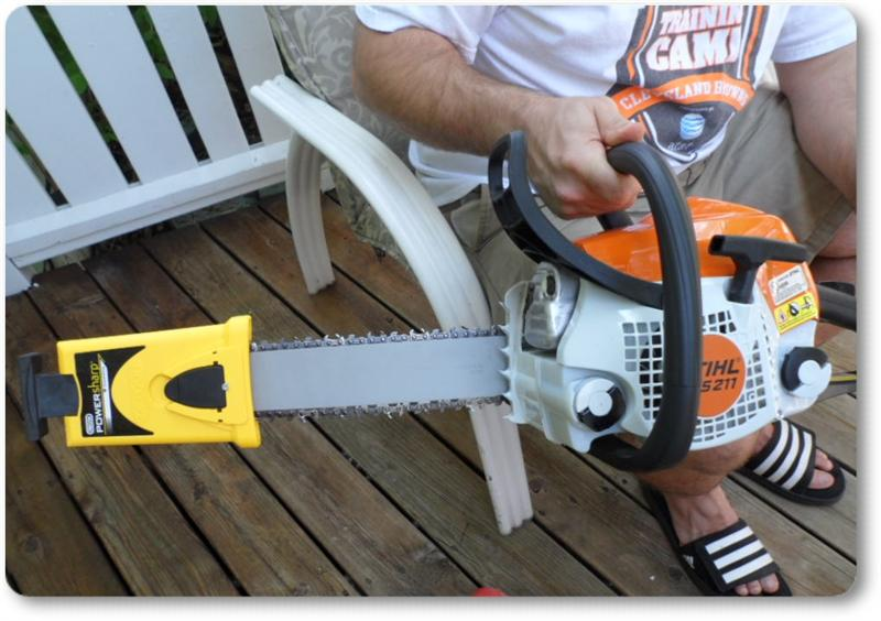 Chainsaw Sharpener Power