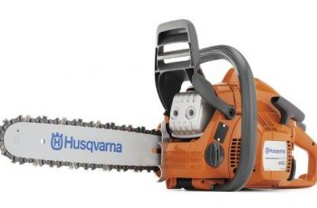 chainsaws gas powered