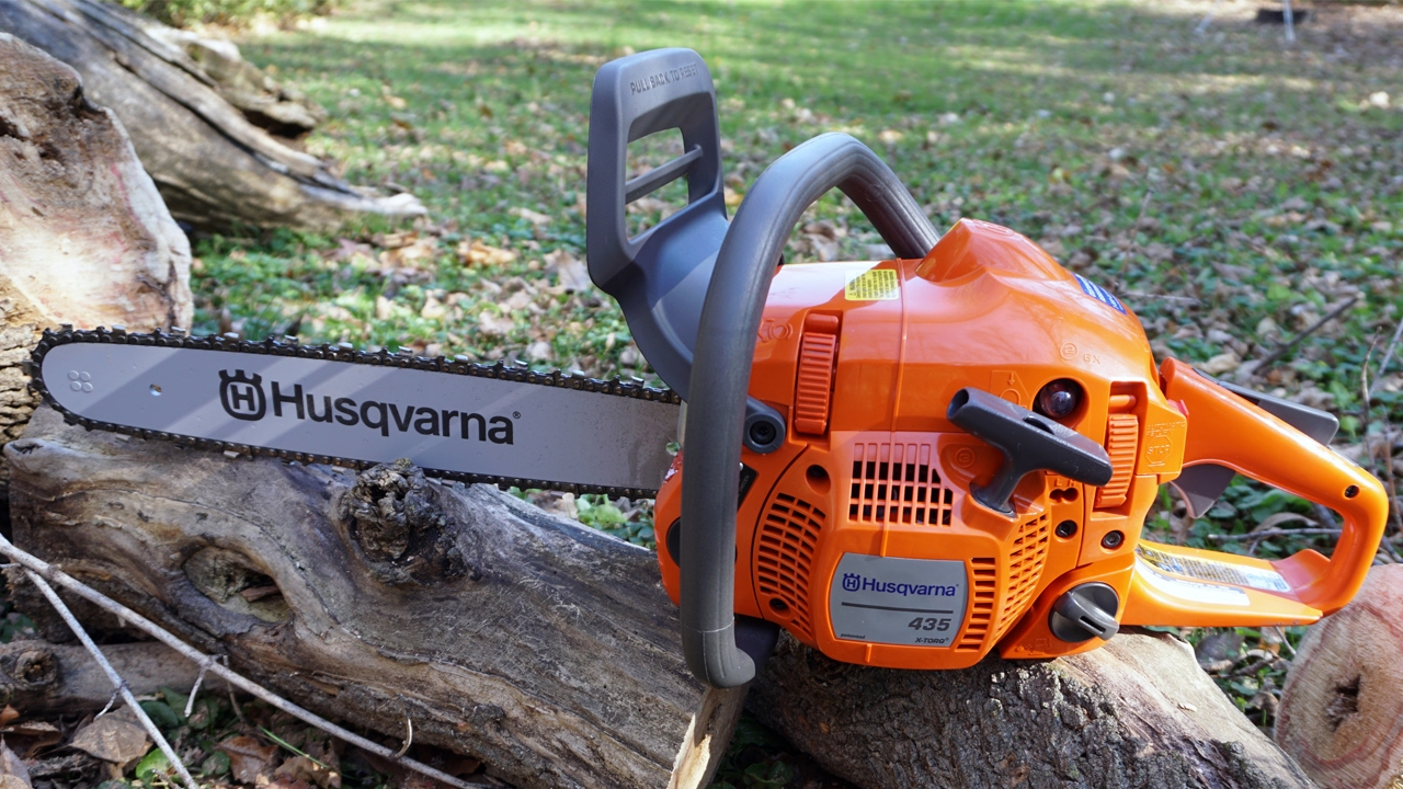 Chainsaws Husqvarna