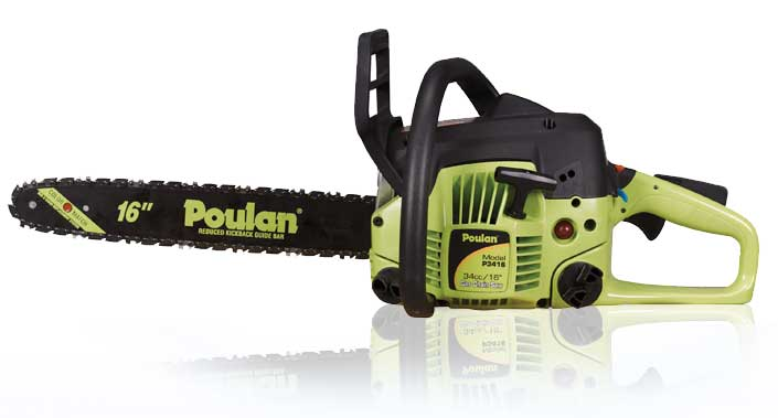 Chainsaws Poulan