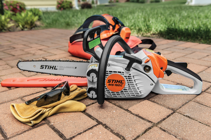 Chainsaws Stihl Gas Powered