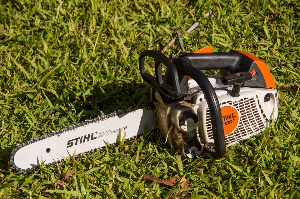 Chainsaws Stihl Parts
