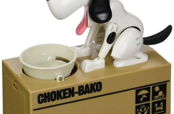 childrens doggy bank toy