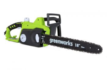 electric chainsaws 18