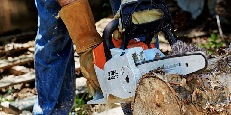 Electric Chainsaws for Trees Cordless