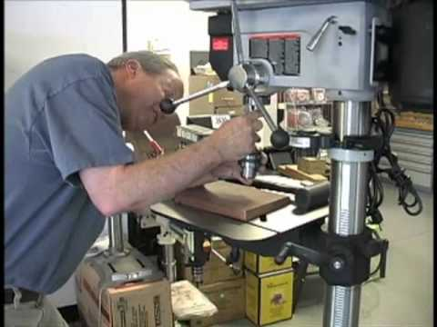 Grizzly Drill Press Chuck