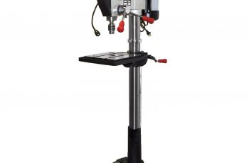 grizzly drill press table