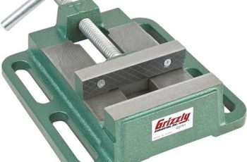 grizzly drill press vise