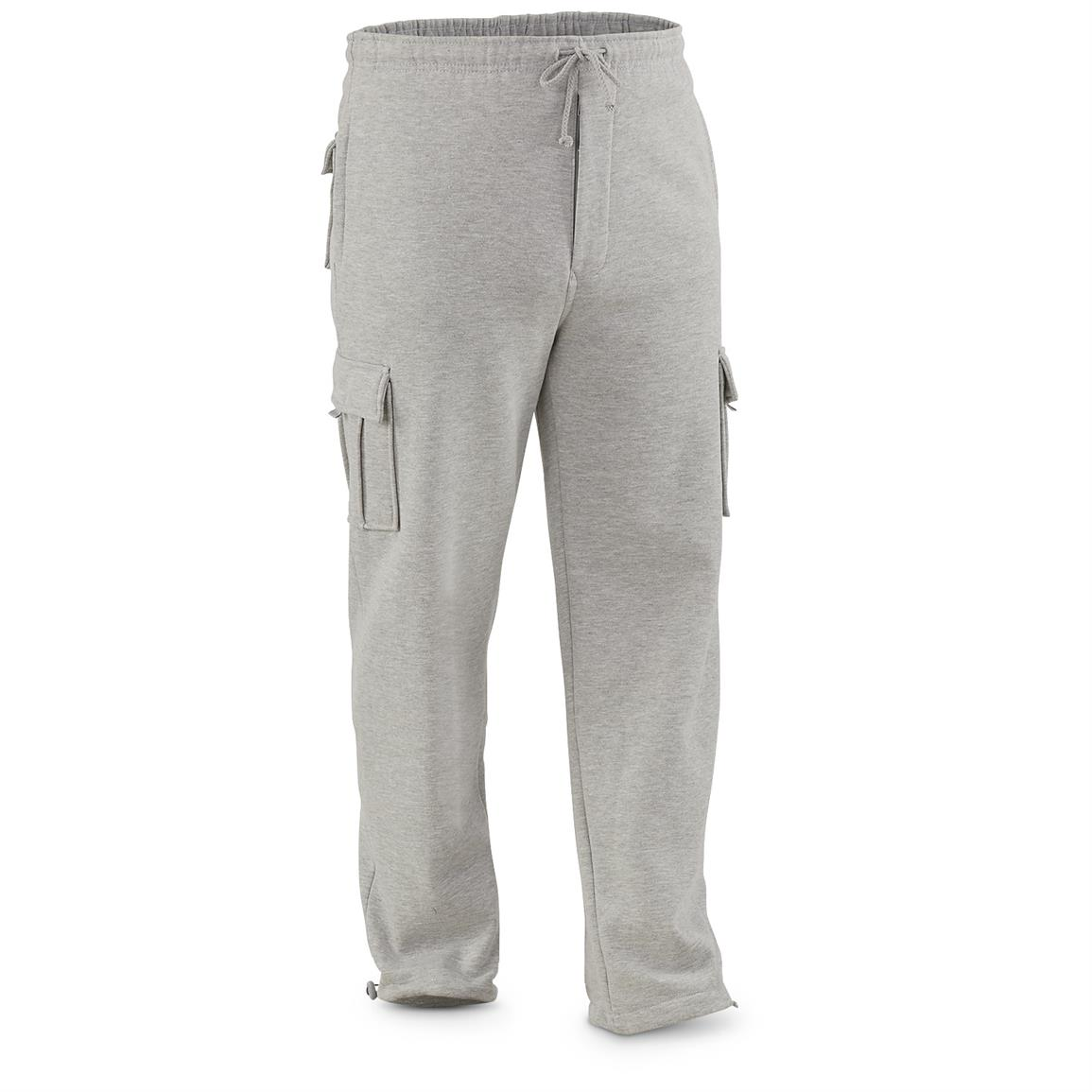 Heavy Duty Mens Sweatpants