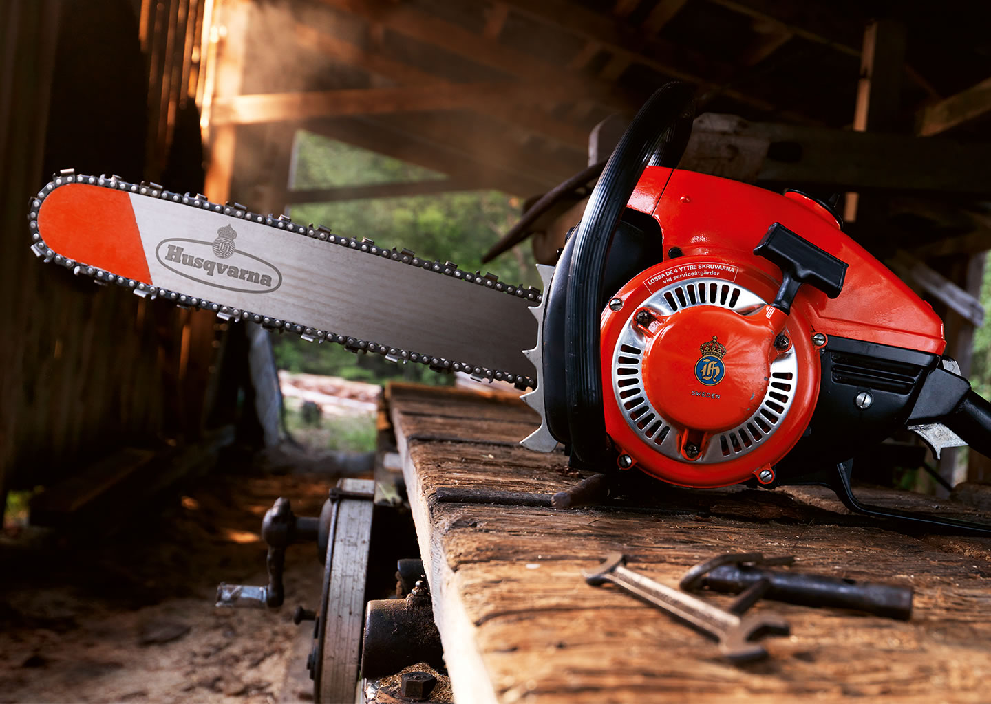 Husvarna Chainsaws 455